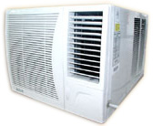 kolin clean air window type aircon