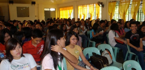 graduating students of mandaluyong science high school
